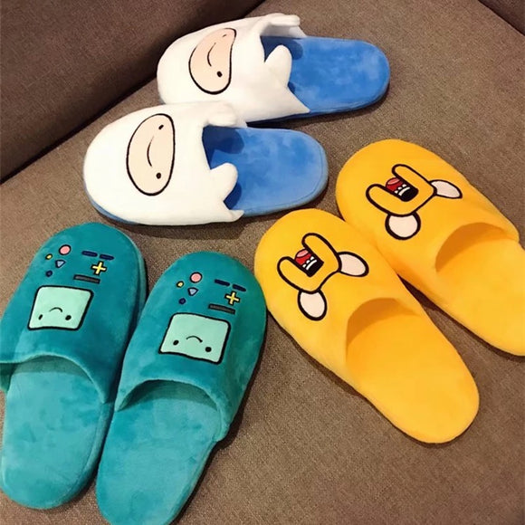 Adventure Time Slippers
