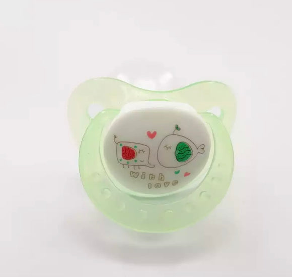 With Love Adult Pacifier