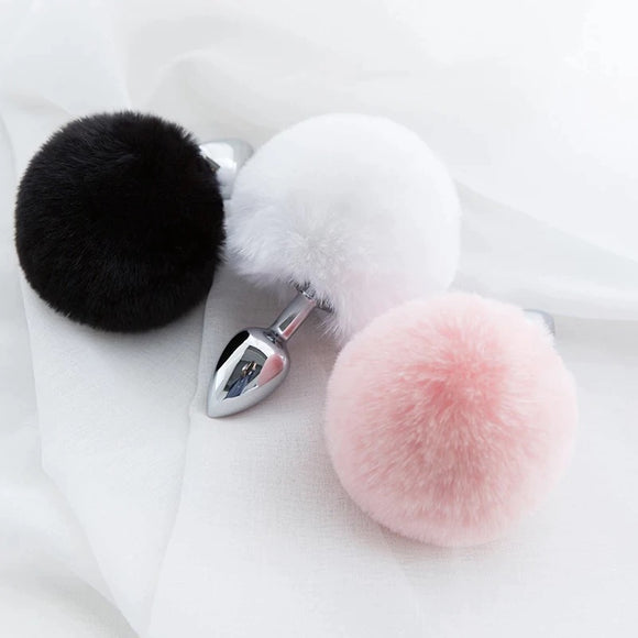 Classic Bunny Tail Plugs