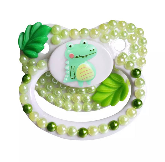 Crocodile Adult Pacifier