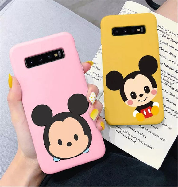 Mickey Mouse Samsung Case