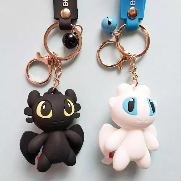 Dragons Keychain