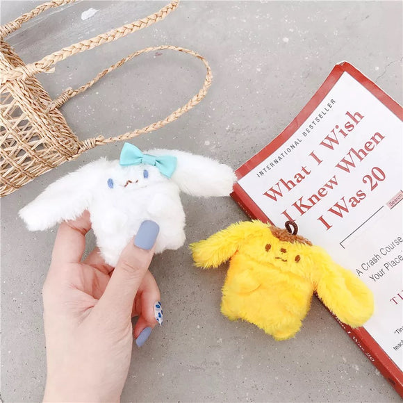 Sanrio Plush AirPod Cases