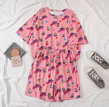PowerPuff Girls Shorts & Tee Set