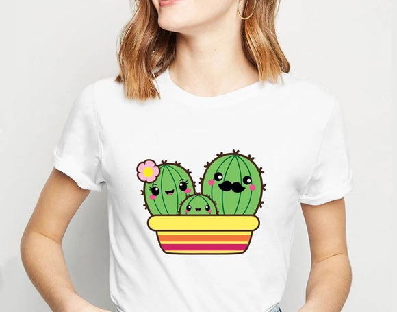 DDLGVERSE Family Cactus T-Shirt