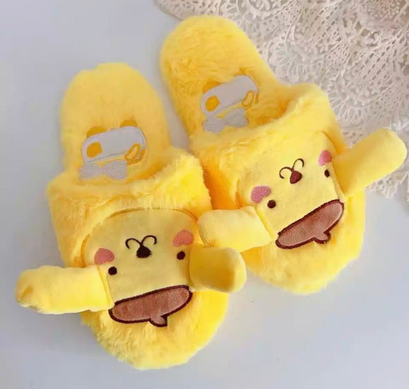 Pudding Dog Slippers