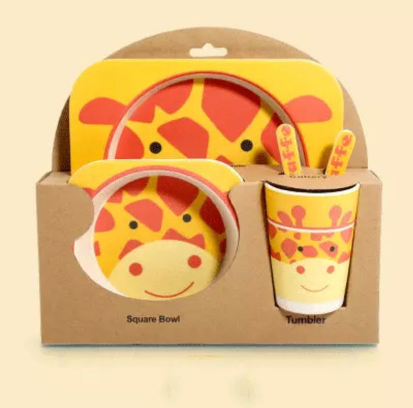 Giraffe 5pcs Dining Set