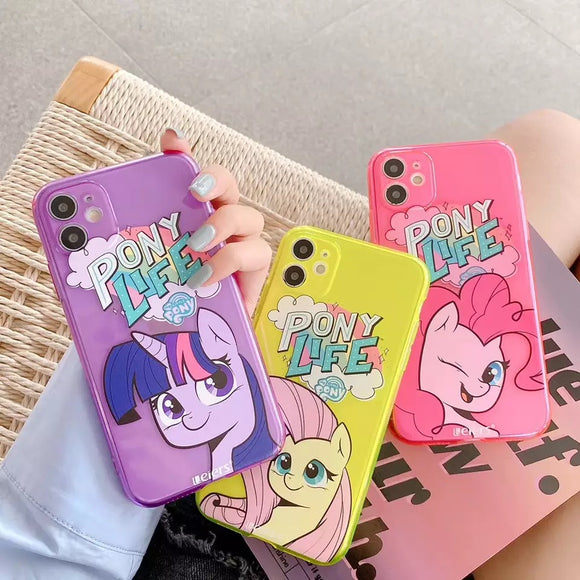 Pony Life IPhone Cases