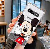 DDLGVERSE Disney Clear Samsung Case Mickey