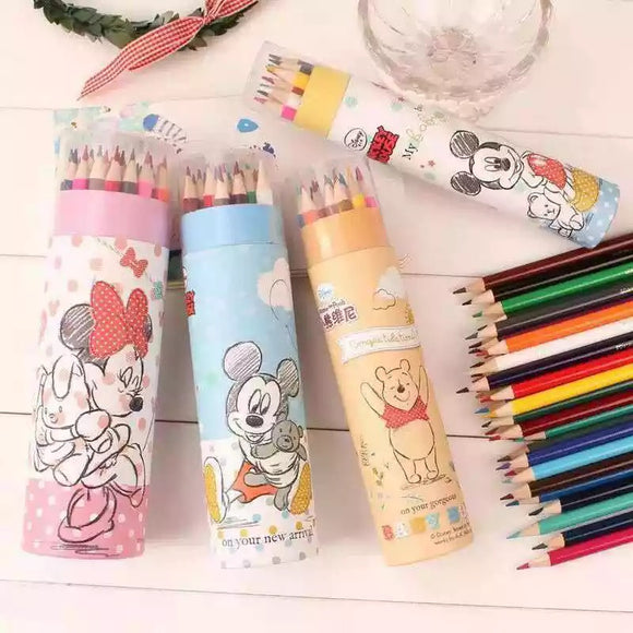 Disney Colouring Pencils