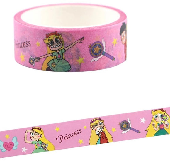 Princess Washi Tape