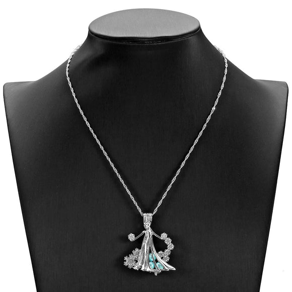 Elsa Jewelled Necklace