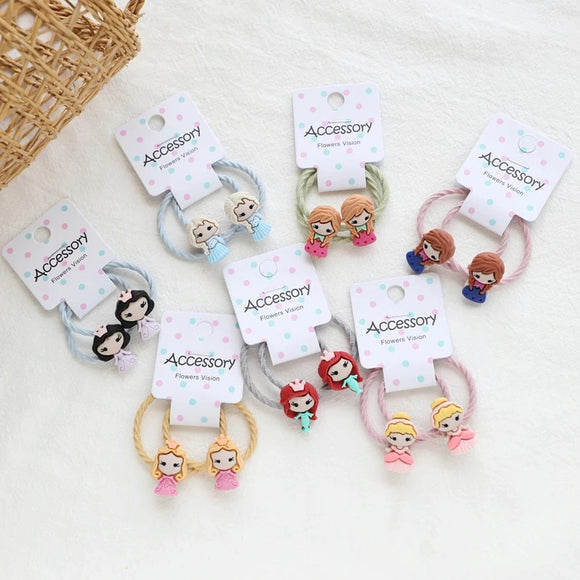 DDLGVERSE Princess Hair Ties