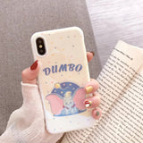 DDLGVERSE Dumbo iPhone Case Pink