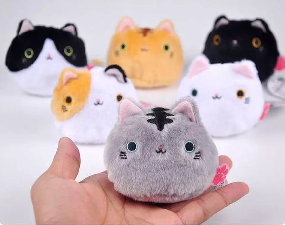 Kitten Ball Stuffies