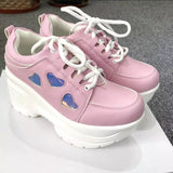 Pastel Creeper Trainers
