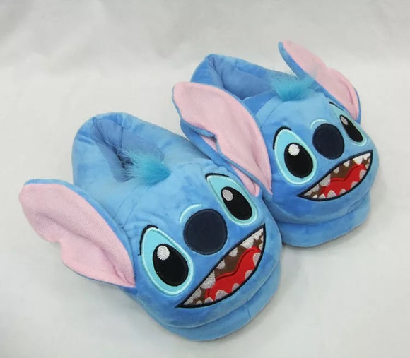 DDLGVERSE Stitch Novelty Slippers