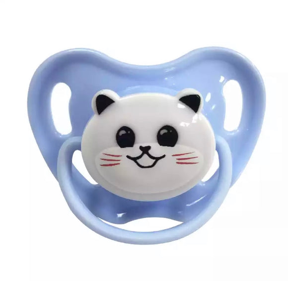 Blue Kawaii Adult Pacifier