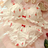 Strawberry Underwear Set