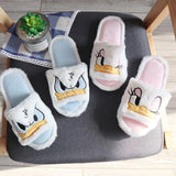 Cartoon Character Slider Slippers