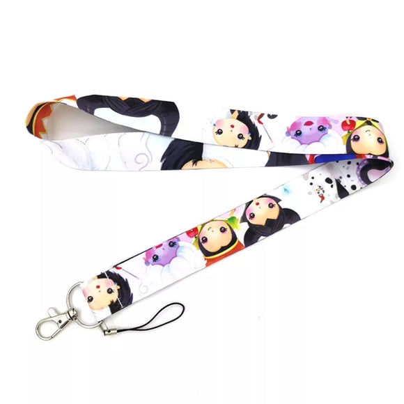 Mini Villains Lanyard