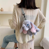 DDLGVERSE Dumbo Plush Bag on Model