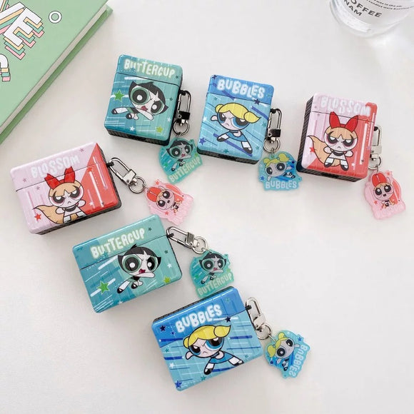 PowerPuff Girls AirPod Pro Case