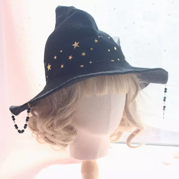 Lolita Witch Hat
