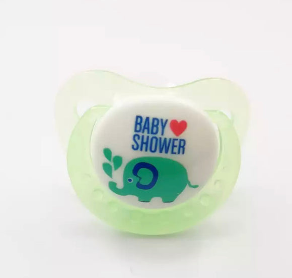Baby Shower Adult Pacifier