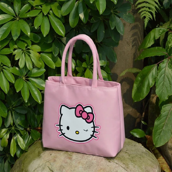 Hello Kitty Pleather Bag