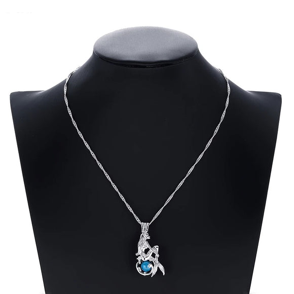 Ariel Jewelled Necklace