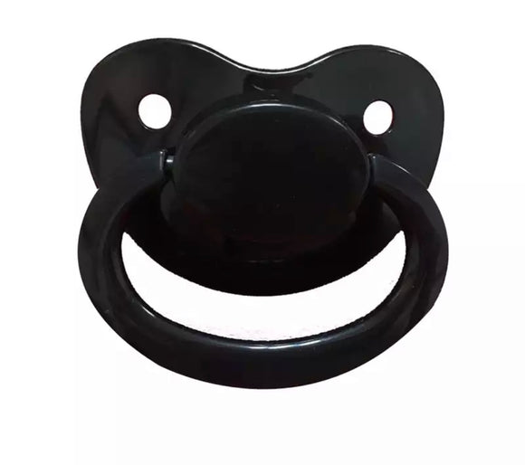 Black Adult Pacifier