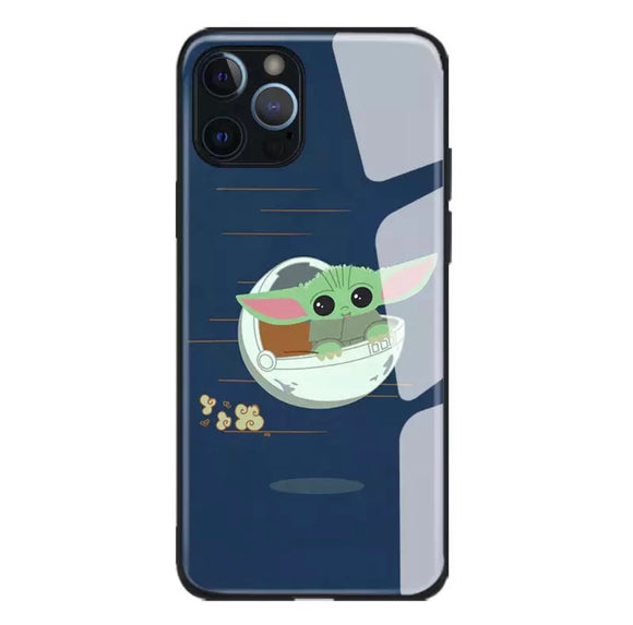 Space Stars iPhone Case