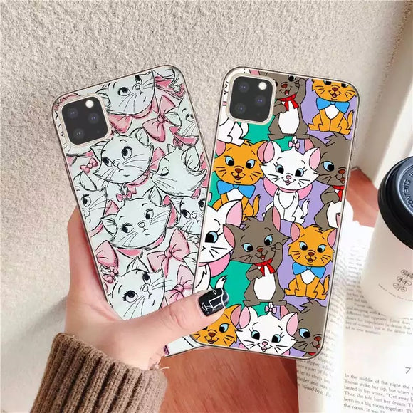 DDLGVERSE Aristrocats iPhone Case