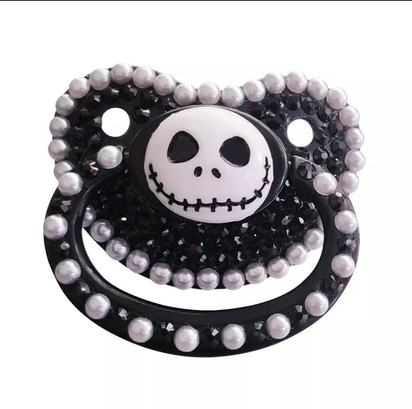Jack Skellington Adult Pacifier