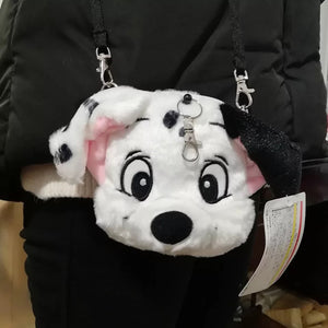 DDLGVERSE Dalmatian Plush Bag Full View