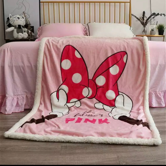 Minnie Mouse Blankie