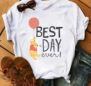 Best Day Ever WTP T-Shirt