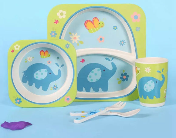 Elephant 5pcs Dining Set