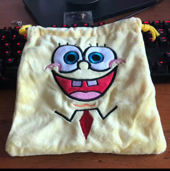 Spongebob Drawstring Bag