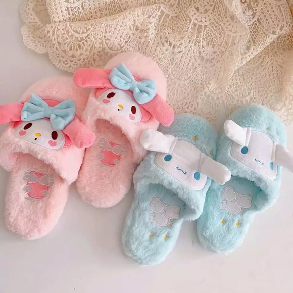 My Melody Slippers