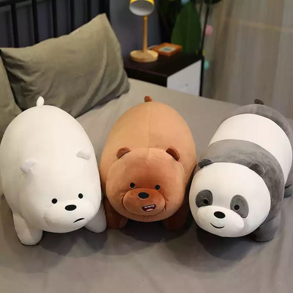 We Bare Bears Stuffie