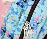 DDLGVERSE Stitch Backpack Zips