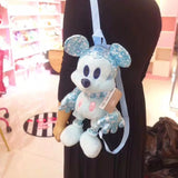 DDLGVERSE Mickey Mouse Bags Big Blue