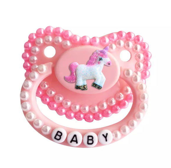 Unicorn Adult Pacifier