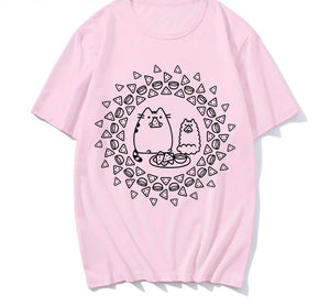DDLGVERSE Pusheen Top