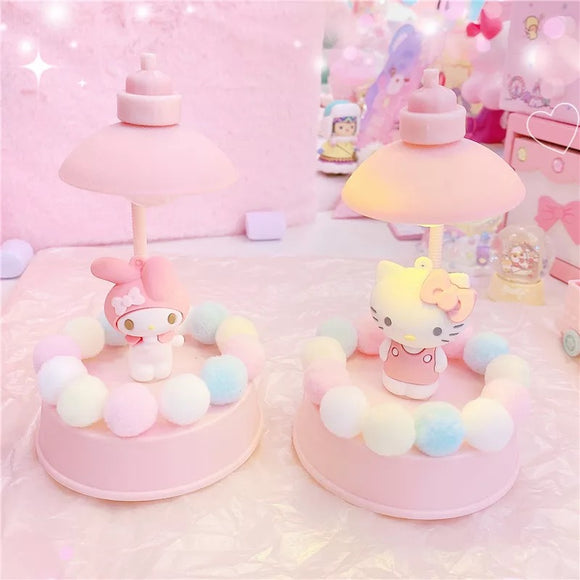 Kawaii Character Night Lights