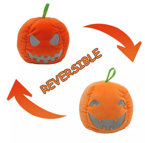 Reversible Pumpkin Stuffie