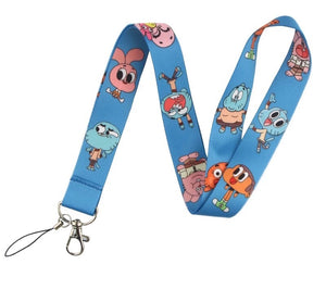 Adventures of Gumball Lanyard