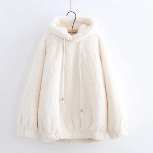 Polar Bear Pullover Jacket